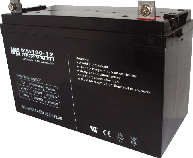 MHB Battery 12V 100Ah